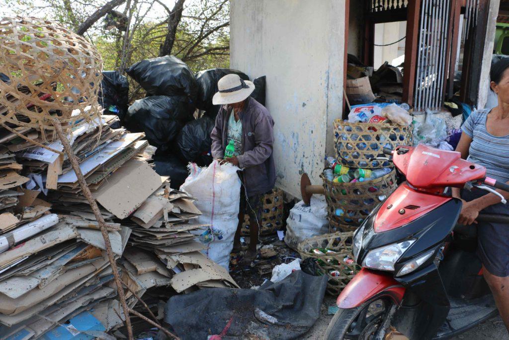 Balin jätehuolto